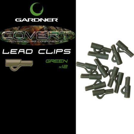 GARDNER Covert Lead Clips - ólomklipsz