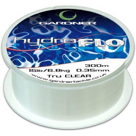 GARDNER Hydro Flo monofil főzsinór /clear/
