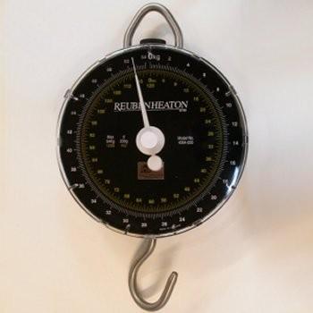 Reuben Heaton Standard Angling Scale mérleg