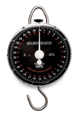 Specimen Hunter Scale Reuben Heaton mérleg