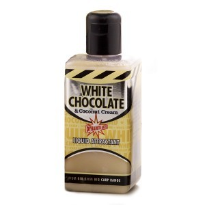 Dynamite Baits White Chocolate & Coconut Cream Liquid aroma 250ml
