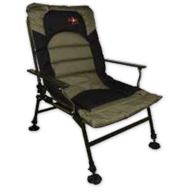 CARP ZOOM - Összkomfortos karfás bojlis szék (CZ 7986)