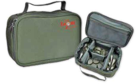 CARP ZOOM Ólom- és kellék tároló táska (CZ 3446)