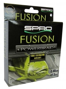 SPRO Fusion Powerbraid 110m 0,40
