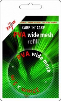 CARP ZOOM PVA Háló (széles) 37mm Utántöltő 5m (CZ 8849)