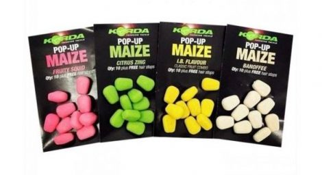 Korda Pop Up Maize terméskukorica imitáció
