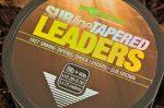 KORDA Subline Tapered Leader dobóelőke 0,28-0,50mm