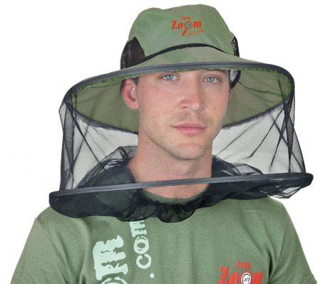 CARP ZOOM Szúnyoghálós kalap (CZ 1512)