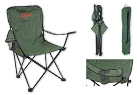 CARP ZOOM - Összecsukható szék kartámasszal (CZ 1390)