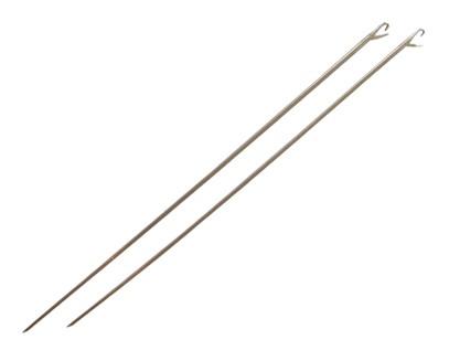 NEVIS Csalihal fűzőtű kapcsos 2db/cs. 12,5cm (8100-117)