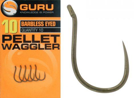 GURU Pellet Waggler Hook 10 - horog