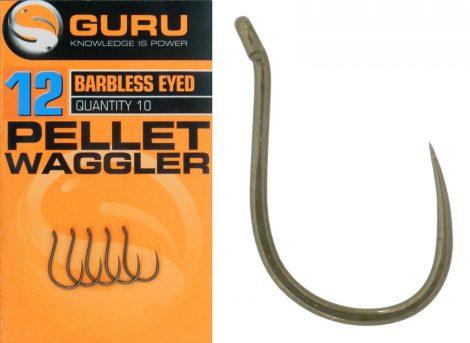 GURU Pellet Waggler Hook 12 - horog