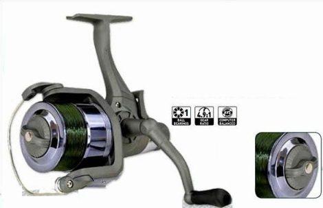 CARP ZOOM - Multifish Carp 5000BBC (CZ 2755) - nyeletőfékes orsó