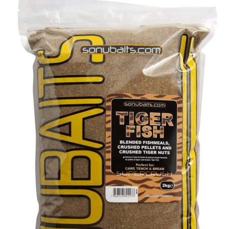 Sonubaits Tiger Fish 2kg etetőanyag (SS/TF)