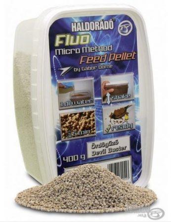 HALDORÁDÓ Fluo Micro Method Feed Pellet - Ördögűző