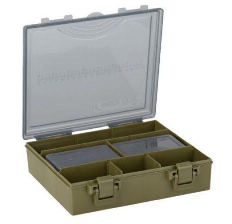 PROLOGIC TACKLE ORGANIZER S 1+4 BOXSYSTEM (54961) - szerelékes doboz