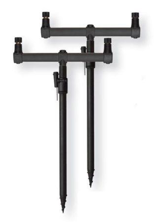 PROLOGIC GOALPOST KIT 2 RODS (54357) - 2 botos leszúró és buzzbar készlet (leszúrók 40-60cm, buzzbar 20-24,5cm)