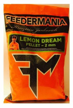 FeederMania Lemon Dream Pellet - 2 mm