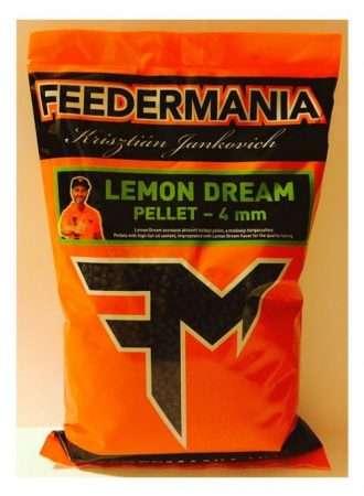 FeederMania Lemon Dream Pellet - 4 mm