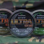 GARDNER Stiff Ultra Skin Green - zöld előkezsinór