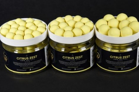 CC MOORE Elite Range Citrus Zest Pop Ups 18mm - Alkoholos citrom pop-up
