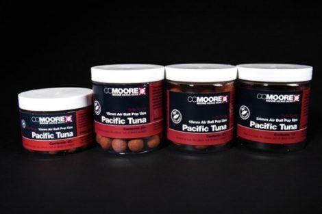 CC MOORE Pacific Tuna Air Ball Pop Ups - Lebegőbojli