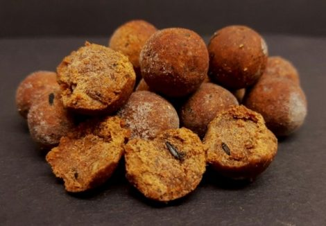 CC MOORE Pacific Tuna Shelf Life Boilies 15mm - Kész bojli