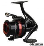 OKUMA Custom Black CB-80 3+1bb (55790) - távdobó orsó