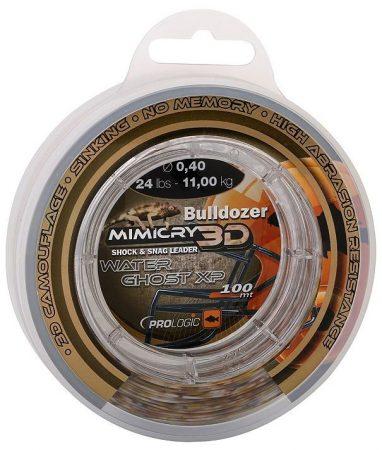 PROLOGIC Bulldozer mimicry water ghost XP 100m 32lbs (48460) - előtétzsinór