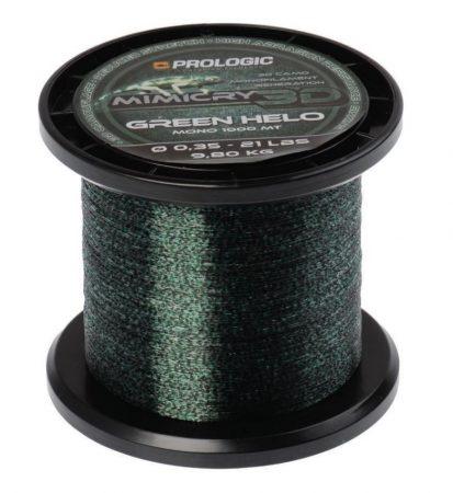 PROLOGIC Mimicry green helo 1000m 0,25mm (57084) - monofil főzsinór