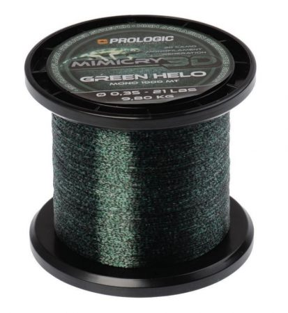PROLOGIC Mimicry green helo 1000m 0,35mm (57088) - monofil főzsinór