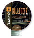 PROLOGIC Bulldozer fluokarbon trans green 1000m 0,40mm (54483) - áttetsző zöld bevonatos monofil zsinór