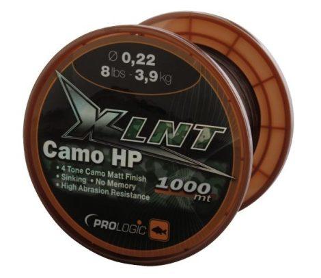 PROLOGIC XLNT HP camo 1000m 0,33mm (44693) - terep monofil főzsinór