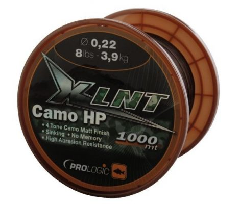 PROLOGIC XLNT HP camo 1000m 0,43mm (44697) - terep monofil főzsinór