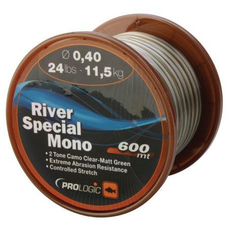 PROLOGIC River special camo mono 600m 0,40mm (44676) - folyóvízi zsinór