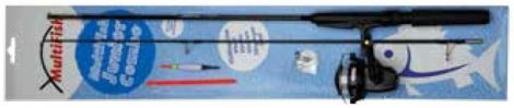 CARP ZOOM Multifish Junior Combo (CZ 3758) - horgászbot szett