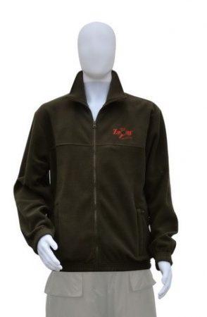 CARP ZOOM Full Zip Polar Jacket L (CZ 7237) - cipzáros polár felső