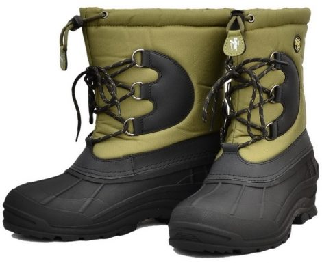 CARP ZOOM DuraStep boots 42 (CZ 7626) - vízálló durastep bakancs