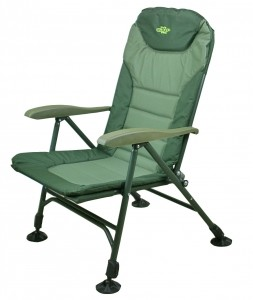 CARP ACADEMY Luxxus szék DLX (7136-001)