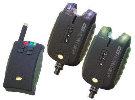 CARP ACADEMY Sensor WDS kapásjelző készlet 2 + 1 darab (6305-202)