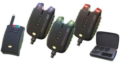 CARP ACADEMY Sensor WDS kapásjelző készlet 3 + 1 darab (6305-003)