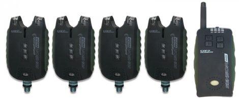 CARP ACADEMY Sensor WDS kapásjelző készlet 4 + 1 darab (6305-004)
