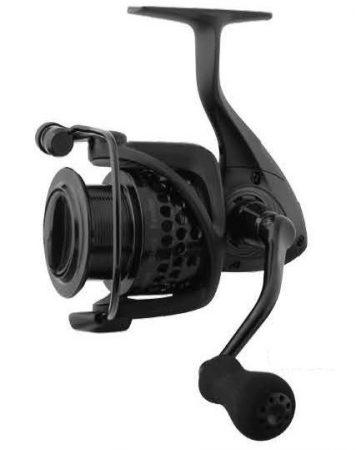 OKUMA Custom Black Feeder CLX-55F 7+1bb (60754) - feeder orsó