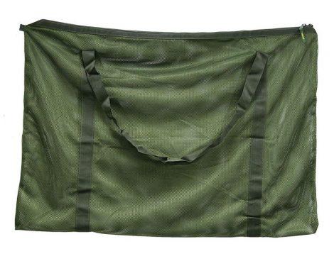 NEVIS Pontyzsák + tartó 120x80cm zöld (4104-125) - pontyzsák