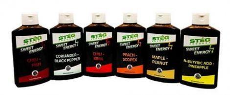 STÉG PRODUCT - Sweet Energy N-Butyric Acid - Pineapple 200ml (SP030079) - aroma vajsav - ananász