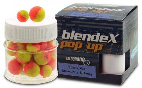 HALDORÁDÓ BlendeX Pop Up Big Carps - Eper + Méz 12-14mm