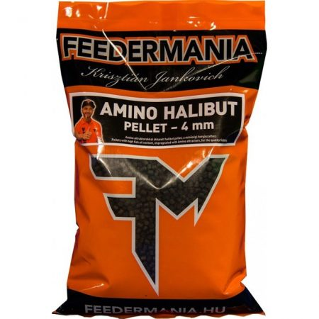 FeederMania Amino Halibut Pellet - 4 mm