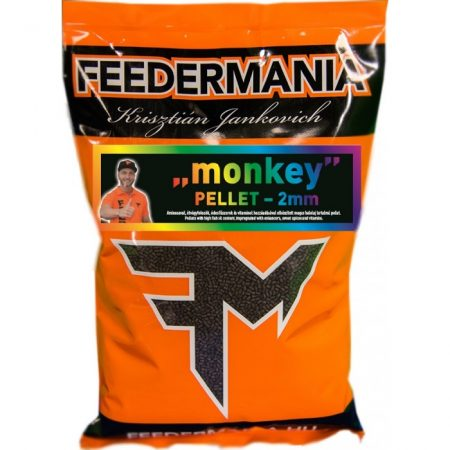 FeederMania Monkey Pellet - 2 mm