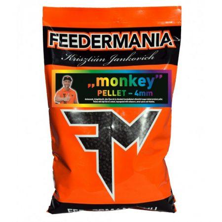 FeederMania Monkey Pellet - 4 mm
