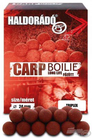 HALDORÁDÓ Carp Boilie főzött - TripleX 24 mm